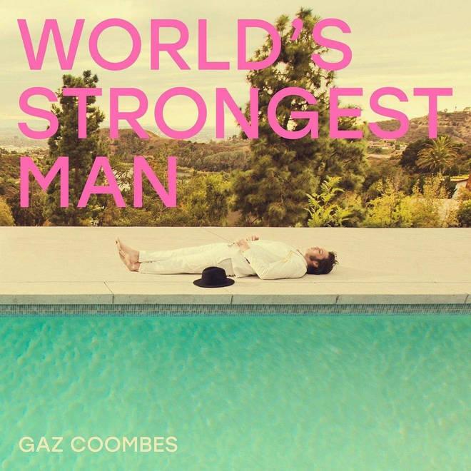 Gaz Coombes - World's Strongest Man album cover