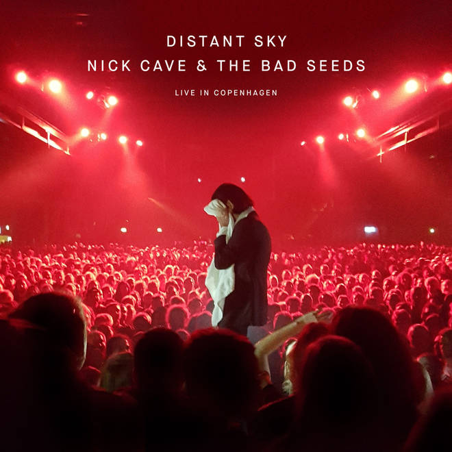 Nick Cave And The Bad Seeds - Distant Sky album artwork