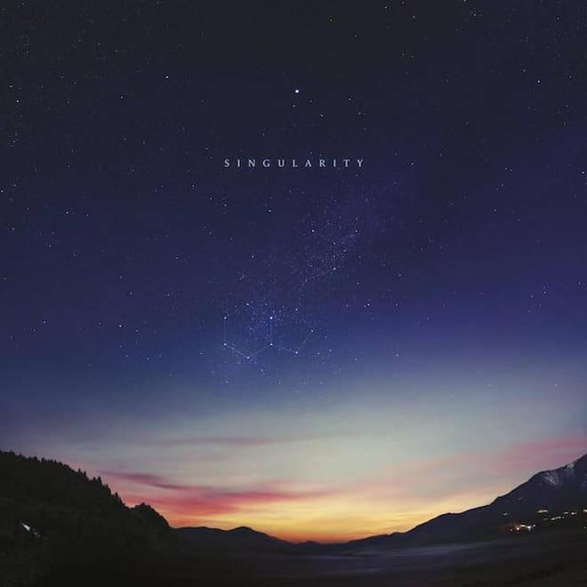 Jon Hopkins - Singularity album cover