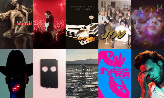 Best Album Covers 2018