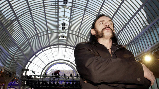 Lemmy at the Royal Opera House in 2004