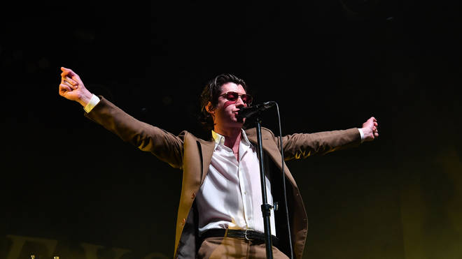 Arctic Monkeys live in 2018