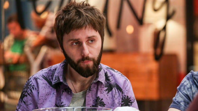 James Buckley plays Chewy in I Feel Bad