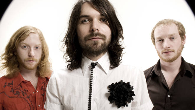 Biffy Clyro: James Johnston, Simon Neil and Ben Johnston