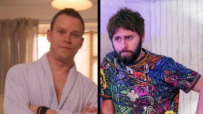 Peep Show star Robert Webb and Inbetweeners actor James Buckley