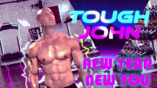 Tough John helps us access that gamma core in the New Year