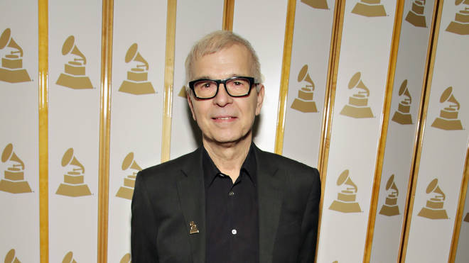 Tony Visconti attends the GRAMMY Nominee Reception NYC at The Top of The Standard on January 30, 2017