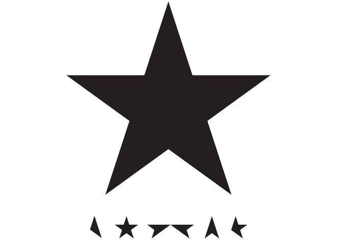 David Bowie's Blackstar album design by Jonathan Barnbrook