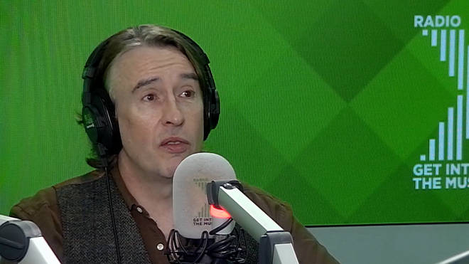 Steve Coogan talks new Alan Partridge show on The Chris Moyles Show