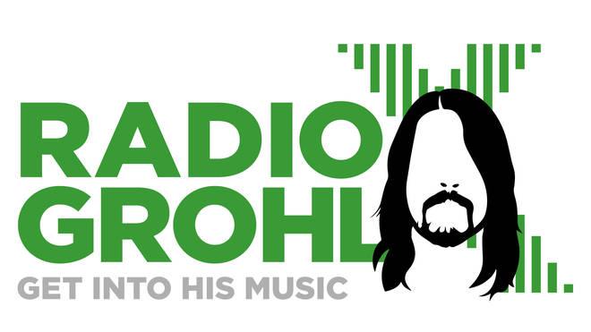 Radio Grohl logo