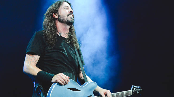 Foo Fighters perform live in Rio, 2018