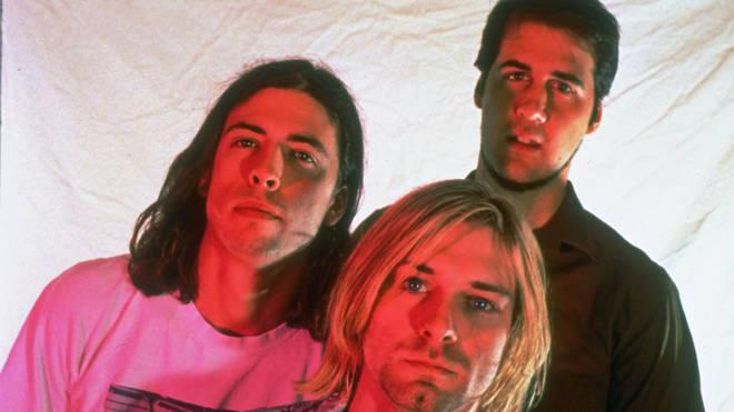 Nirvana in 1993