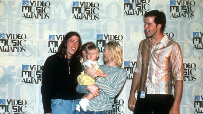 Nirvana in 1994