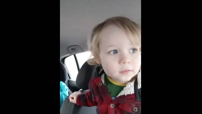 Toddler reveals what their favourite Foo Fighters song is