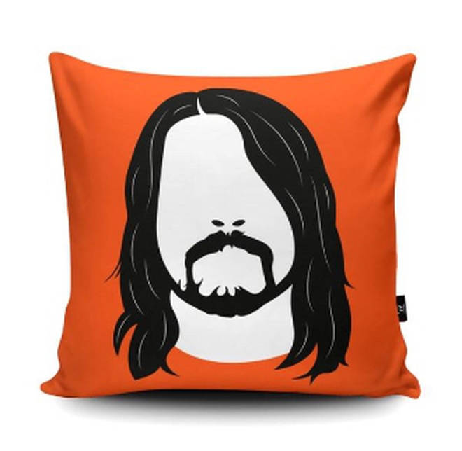 Dave Grohl image pillow