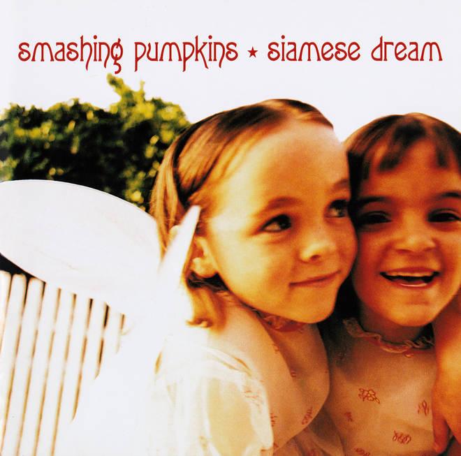 Smashing Pumpkins - Siamese Dream album cover