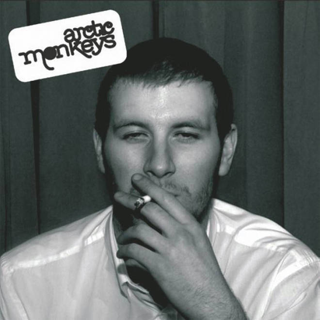 Arctic Monkeys - Whatever People Say I Am That's What I'm Not album cover