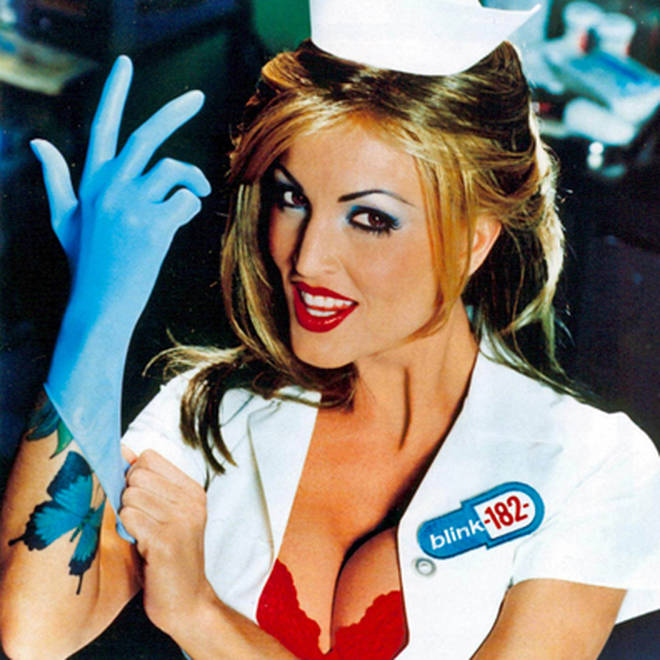 Blink-182 - Enema Of The State album cover