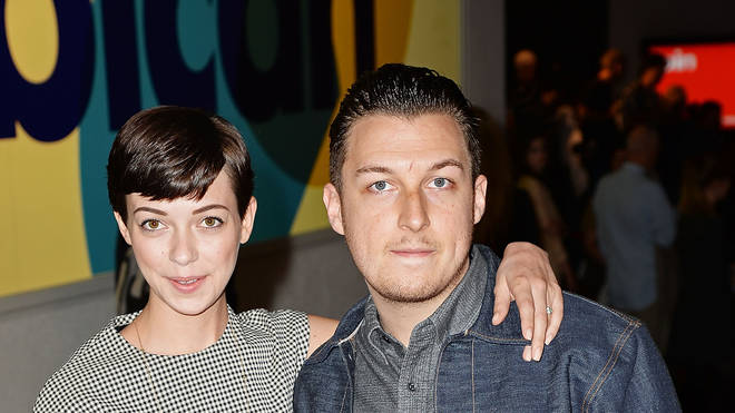 Matt Helders and Breana McDow at 20,000 days on Earth screening in 2014
