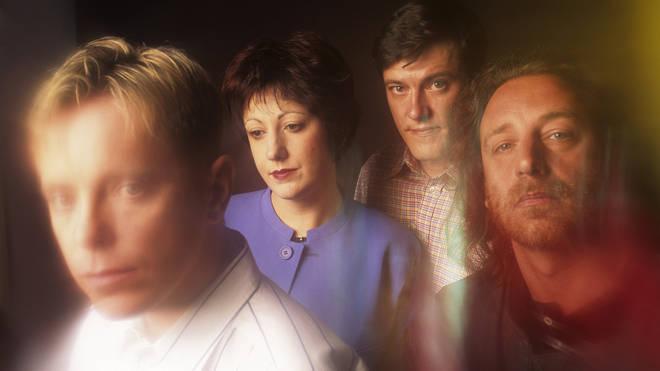 New Order in 1989