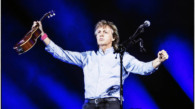 Paul Mccartney 2020 Tour Paul McCartney to headline Glastonbury 2020?   Radio X