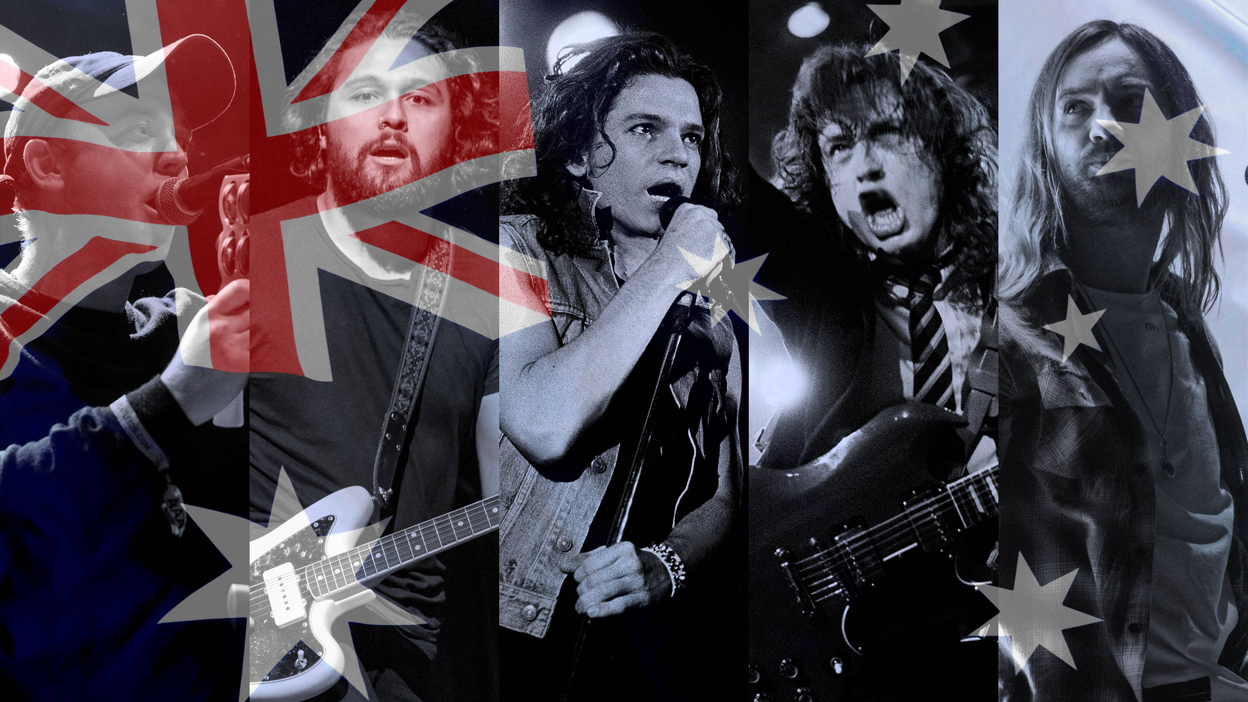 The Best Australian Bands Of All Time - Radio X