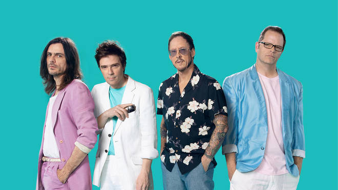 Weezer - The Teal Album cover artwork