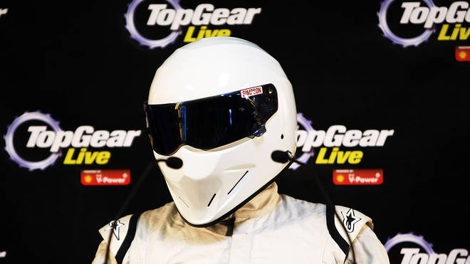 The Stig from Top Gear