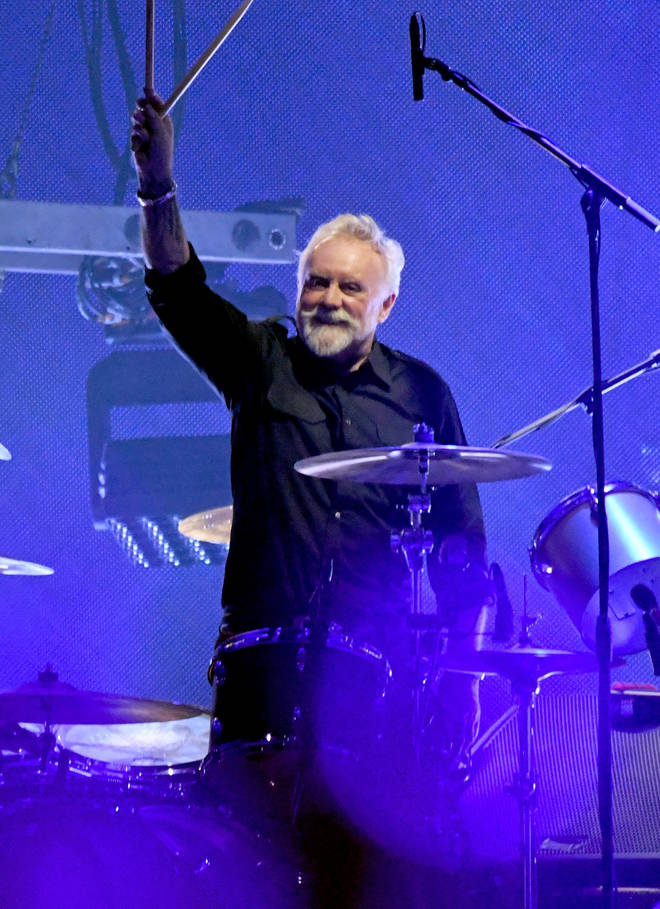 Roger Taylor performs onstage at DIRECTV Super Saturday Night 2019 at Atlantic Station on February 2, 2019 in Atlanta, Georgia