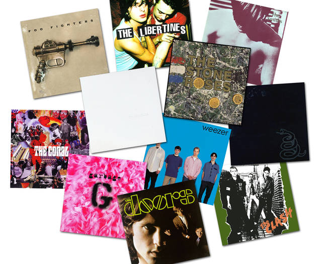 The best self-titled albums of all time - Radio X