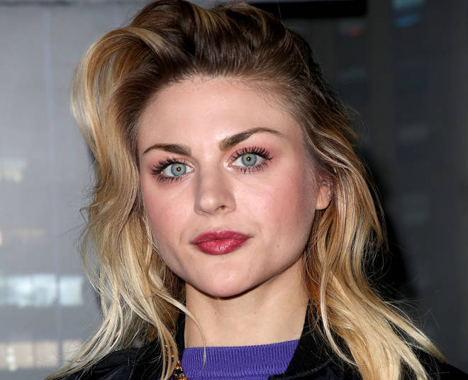 Frances Bean Cobain in October 2018