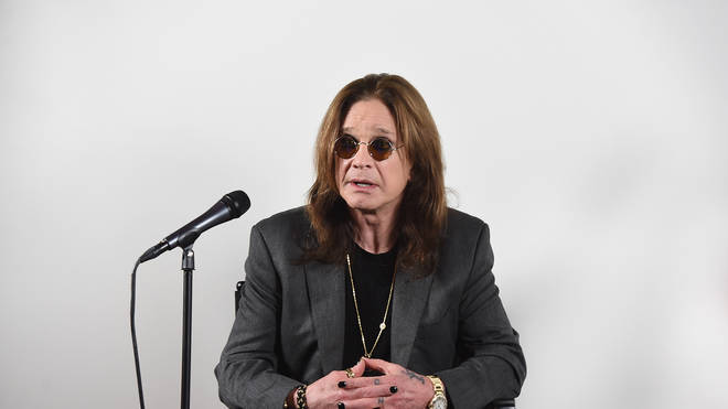 Ozzy Osbourne Announces 'No More Tours 2' Final World Tour at Press Conference at his Los Angeles Home on February 6, 2018