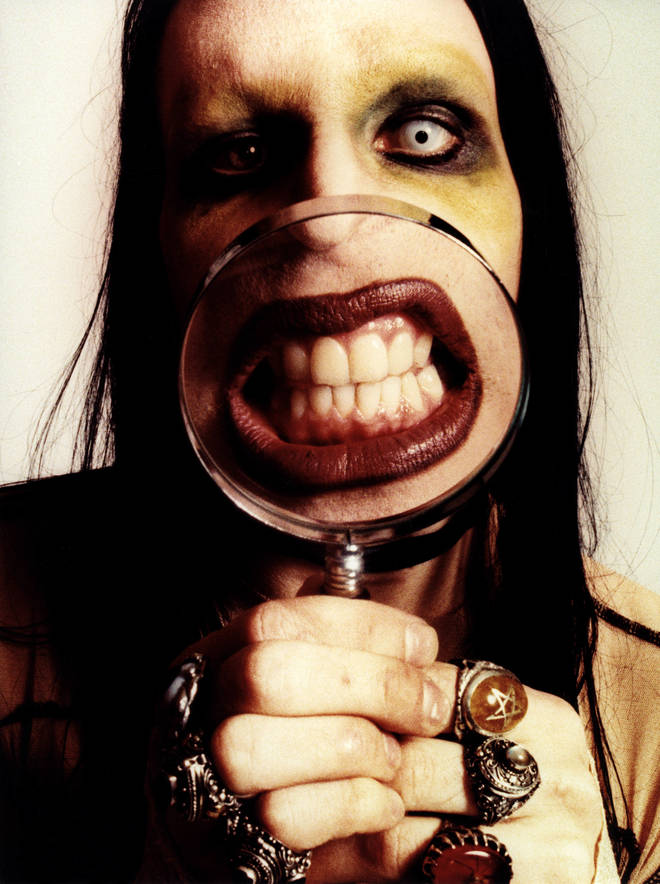 Marilyn Manson in 2003