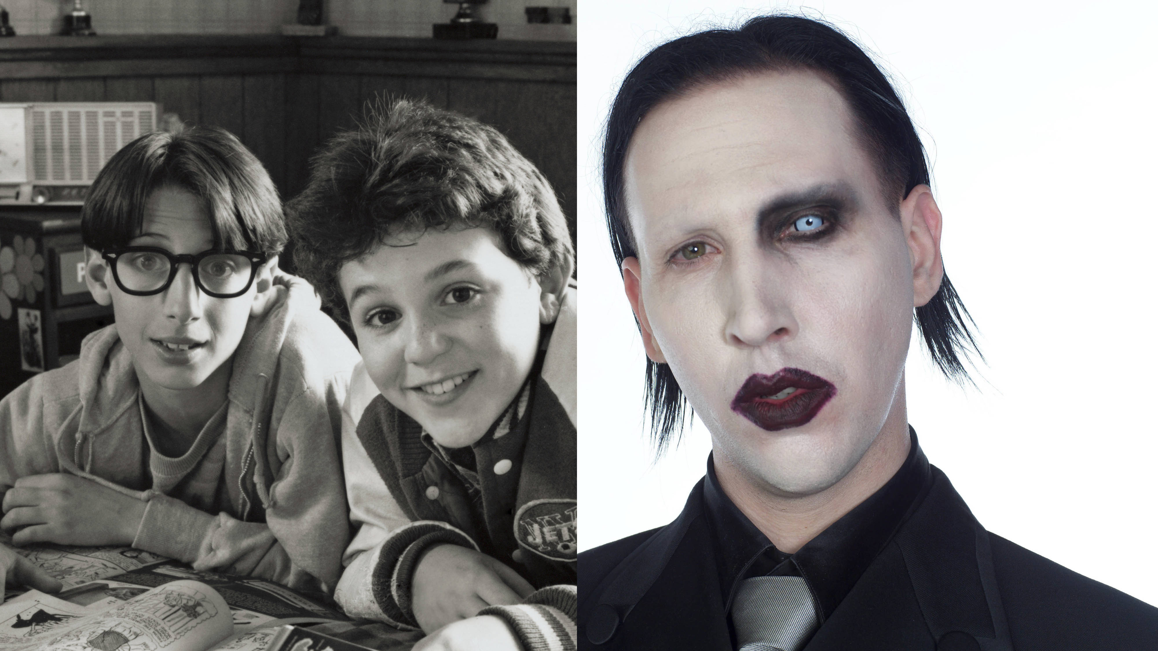 Marilyn Manson Was Not In The Wonder Years And Here S The