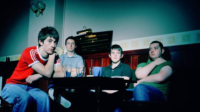Arctic Monkeys in 2006