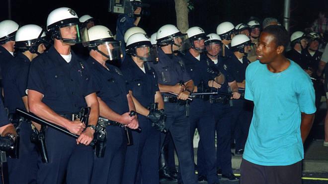 LA Riots, April 1992