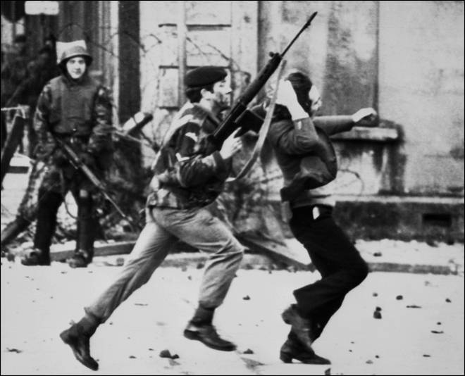 Bloody Sunday, 1972