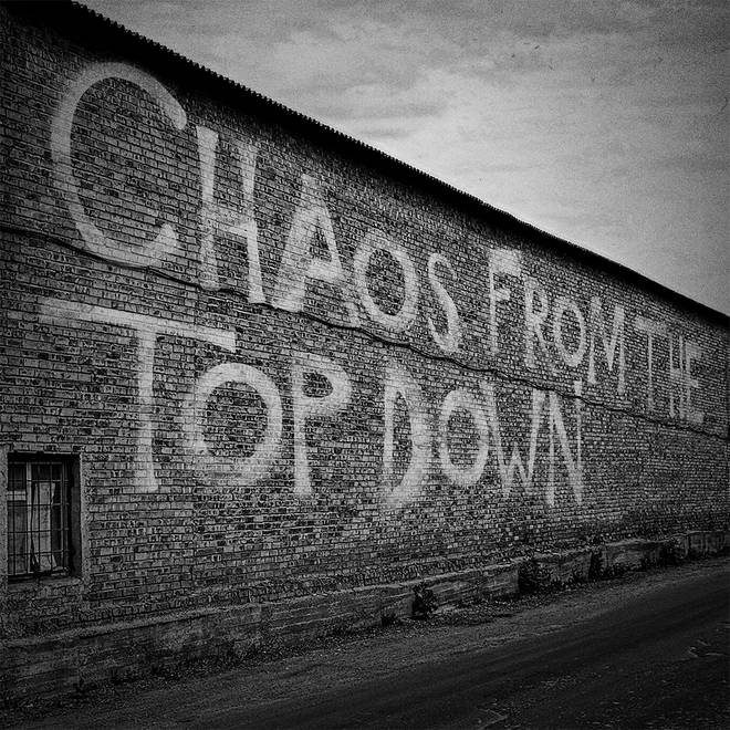 Stereophonics - Chaos From The Top Down single cover
