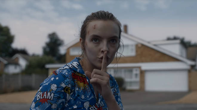 Jodie Comer in the season 2 trailer for Killing Eve
