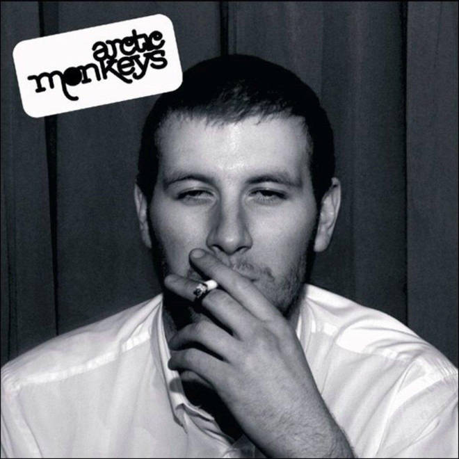 Arctic Monkeys - Whatever People Say I Am, That's What I'm Not cover art