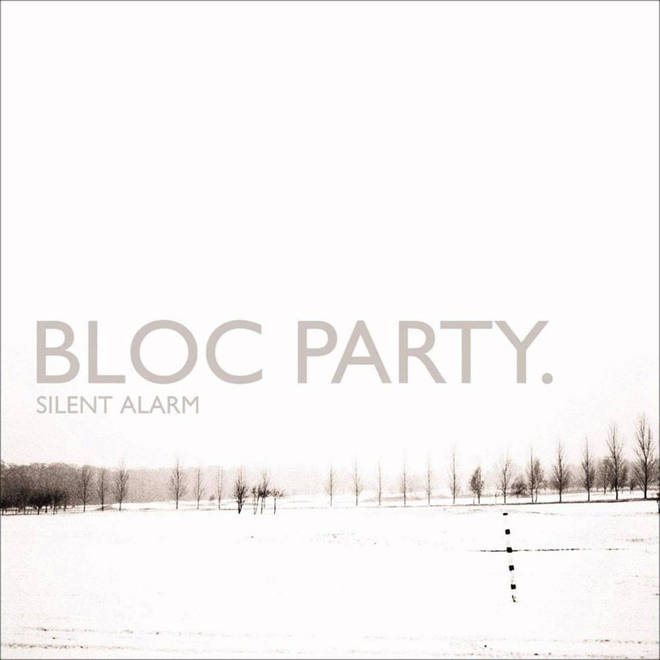 Bloc Party - Silent Alarm album cover