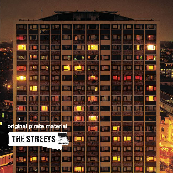 The Streets - Original Pirate Material album cover