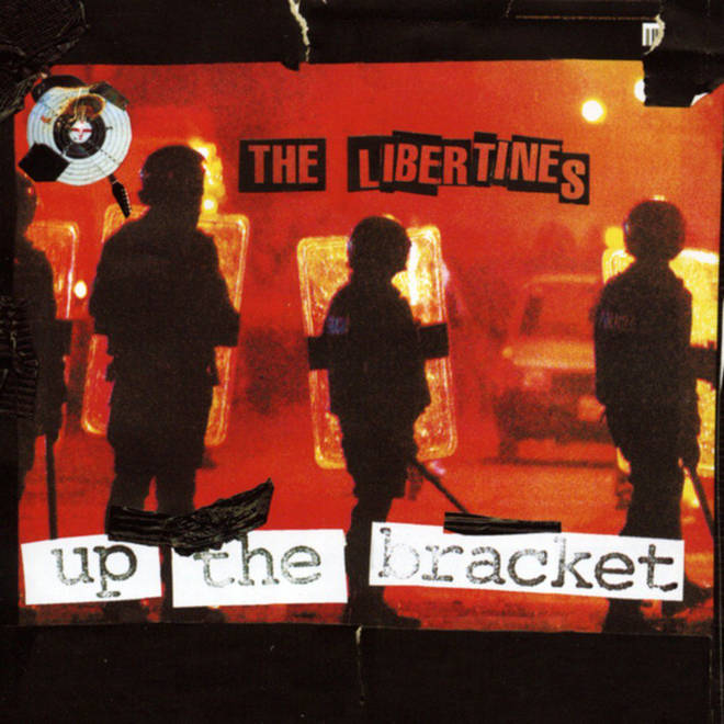 The Libertines - Up The Bracket album cover