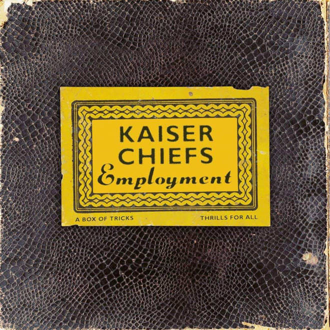 Kaiser Chiefs - Employment album cover