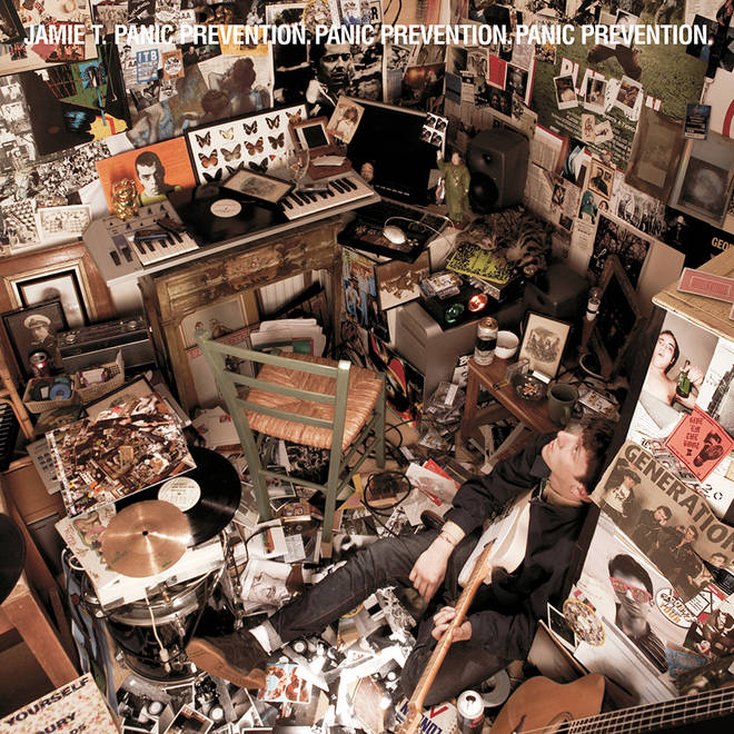 Jamie T - Panic Prevention album cover