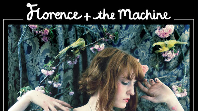 Florence And Machine - Lungs album cover