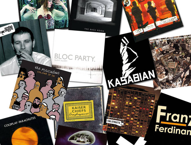 The best British debut albums of the 2000s - Radio X
