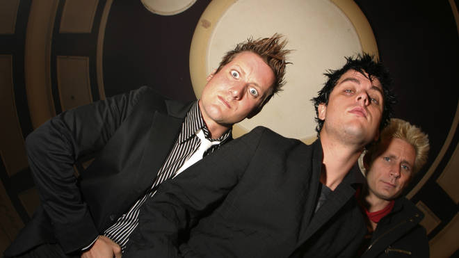 Green Day in 2004
