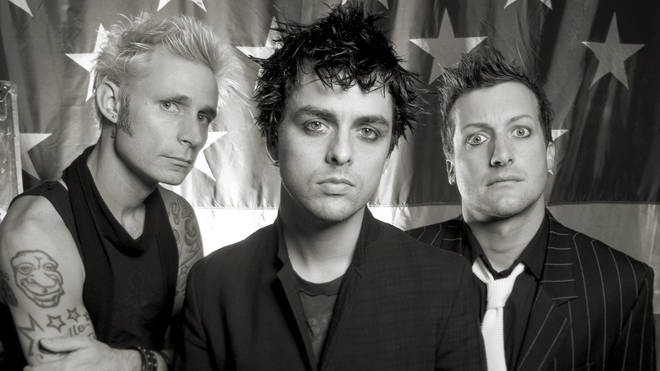 Green Day launch American Idiot in 2004