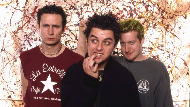 Green Day in the early 1990s